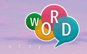 Word Crossy Vibrant level 6